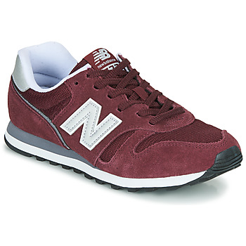 Shoes Low top trainers New Balance 373 Burgundy