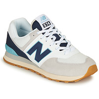 Shoes Low top trainers New Balance 574 Grey / Navy