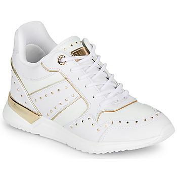 Shoes Women Low top trainers Guess FL5REJ-ELE12-WHITE White