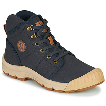 Shoes Men High top trainers Aigle TENERE LIGHT Marine