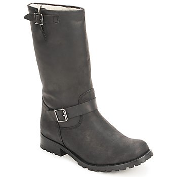 Shoes Women Mid boots D.Co Copenhagen DEVON BOOT Black