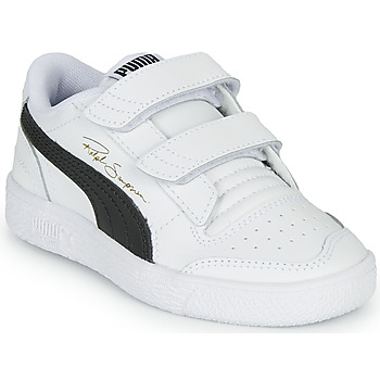 Shoes Children Low top trainers Puma RALPH SAMPSON White