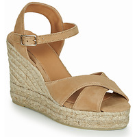 Shoes Women Sandals Castaner BLAUDELL Camel