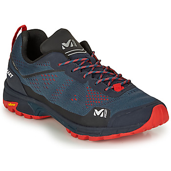 Shoes Men Low top trainers Millet HIKE UP Blue / Red