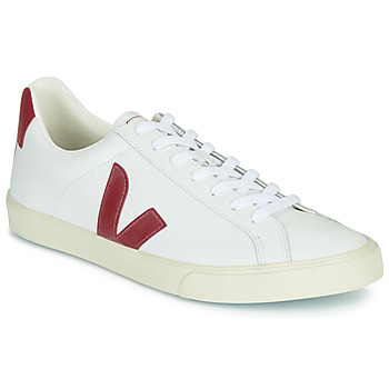 Shoes Low top trainers Veja ESPLAR LOGO White / Red