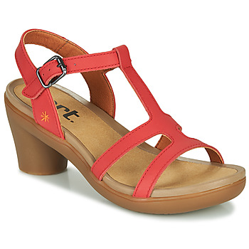 Shoes Women Sandals Art ALFAMA Red