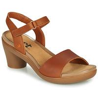 Shoes Women Sandals Art ALFAMA Brown