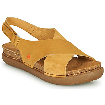 Shoes Women Sandals Art RHODES Mustard