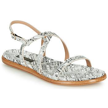 Shoes Women Sandals Neosens AURORA White / Silver