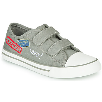 Shoes Boy Low top trainers Chicco COCOS Grey