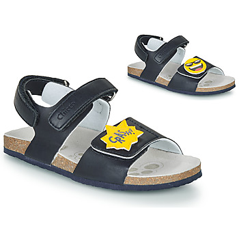 Shoes Boy Sandals Chicco HAZEL Blue / Yellow
