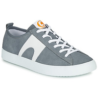 Shoes Men Low top trainers Camper Imar Copa Grey