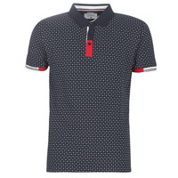 material Men short-sleeved polo shirts Yurban NELLY Marine