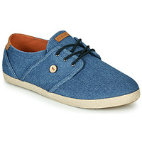 Shoes Low top trainers Faguo CYPRESS Blue / Brown