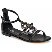 Shoes Women Sandals Fru.it MOVIDIA Black