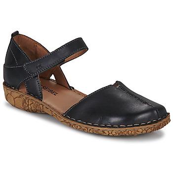 Shoes Women Sandals Josef Seibel ROSALIE 42 Black