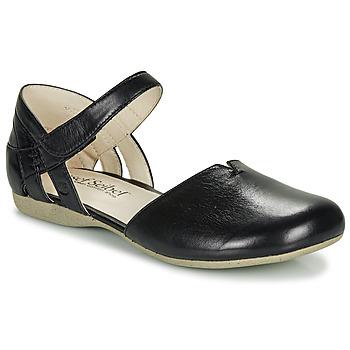 Shoes Women Sandals Josef Seibel fiona67 Black