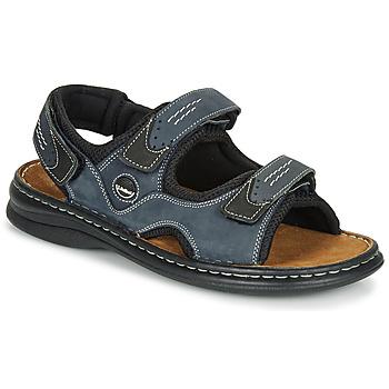 Shoes Men Sports sandals Josef Seibel FRANKLIN Blue