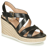 Shoes Women Sandals Geox D PONZA Black