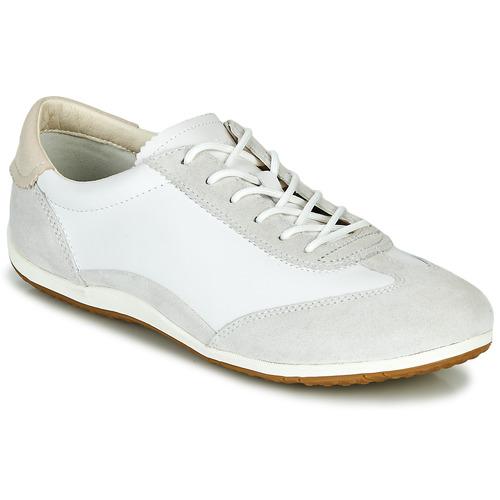 Geox D VEGA White / Grey - Fast