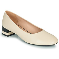 Shoes Women Court shoes Geox D CHLOO MID Beige