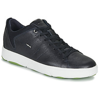 Shoes Men Low top trainers Geox U NEBULA Y Marine