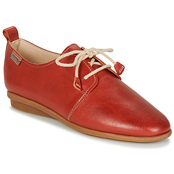 Shoes Women Derby shoes Pikolinos CALABRIA W9K Red