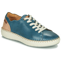Shoes Women Low top trainers Pikolinos MESINA W6B Blue / Pink
