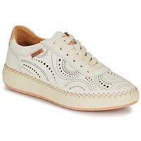 Shoes Women Low top trainers Pikolinos MESINA W6B White / Pink