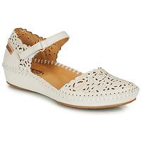 Shoes Women Ballerinas Pikolinos P. VALLARTA 655 White