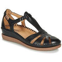 Shoes Women Sandals Pikolinos CADAQUES W8K Black
