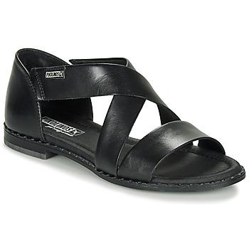 Shoes Women Sandals Pikolinos ALGAR W0X Black