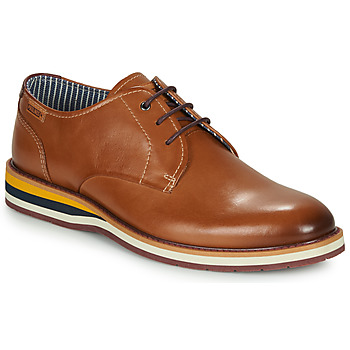 Shoes Men Derby shoes Pikolinos ARONA M5R Brown / Bordeaux