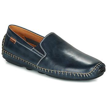 Shoes Men Loafers Pikolinos JEREZ 09Z Marine