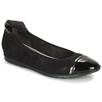 Shoes Women Ballerinas Tamaris  Black
