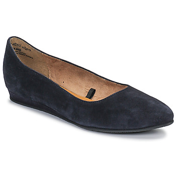 Shoes Women Ballerinas Tamaris  Marine