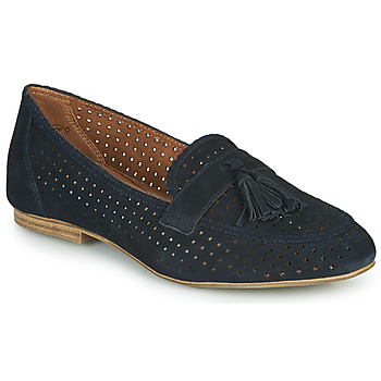 Shoes Women Loafers Tamaris  Marine