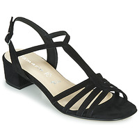 Shoes Women Sandals Tamaris CHIARI Black