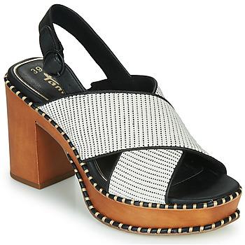 Shoes Women Sandals Tamaris CLAUDIE White