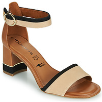 Shoes Women Sandals Tamaris DALINA Cognac