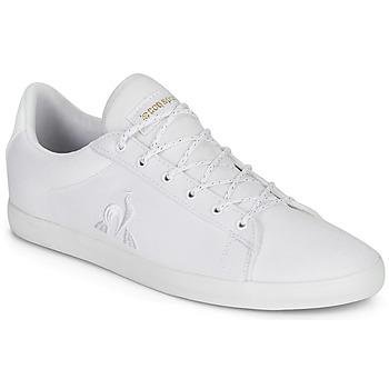 Shoes Women Low top trainers Le Coq Sportif AGATE SPORT White