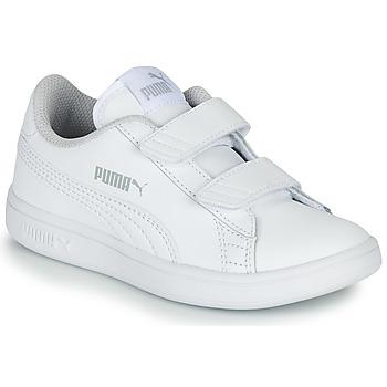 Shoes Children Low top trainers Puma Puma Smash v2 L V PS
