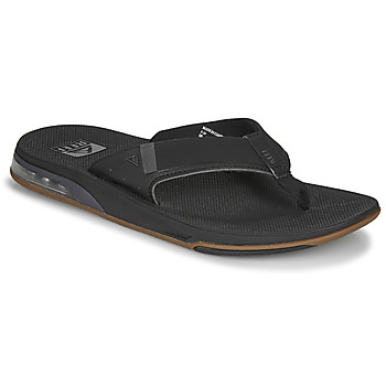Shoes Men Flip flops Reef FANNING LOW Black