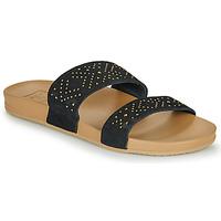 Shoes Women Flip flops Reef CUSHION BOUNCE VISTA Black
