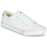 Shoes Women Low top trainers Le Temps des Cerises EASY White / Lace