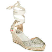 Shoes Women Sandals Le Temps des Cerises POLY Gold
