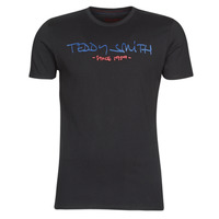 material Men short-sleeved t-shirts Teddy Smith TICLASS Black