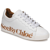 Shoes Women Low top trainers See by Chloé SB33125A White