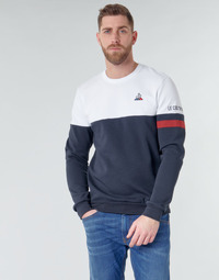 material Men sweaters Le Coq Sportif TRI Crew Sweat N°1 M Red