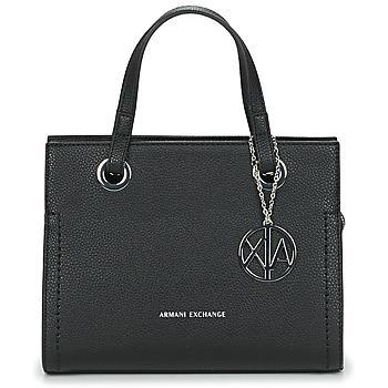 Bags Women Handbags Armani Exchange MEYLANI Black